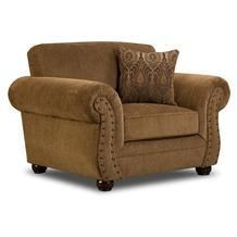 Simmons Upholstery Troy Bronze Chenille Ottoman Furniture Pinterest And Ottomans