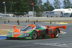 Mazda 787B Le Mans 1991 Winners