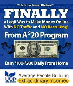 Yes folks, this is REAL! Earning each and everyday and you can too. Woke up to 3 sales this morning..........if you have struggled making money online this opportunity is for you.