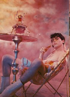 Juxtapoz Magazine - Pink Narcissus by James Bidgood Art Gay, Foto Fantasy, Tout Rose, David Lachapelle, Aesthetic Photo, Pink Aesthetic, American Artists, Erotica, Art Inspo