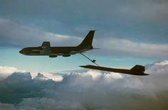 Refueling SR-71