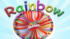 New Learn Colours with Candy Skittles Rainbow, Learning Colors and Nurse.