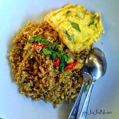 Resep nasi goreng enak ala kaki lima | Resep cara memasak | membuat | makanan | wisata kuliner Mie Goreng, Nasi Goreng, Indonesian Cuisine, Indonesian Recipes, Rice Porridge, Chili Lime, Rice Recipes, Yummy Recipes, Food Menu