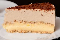 ...Ciasto cappuccino bez pieczenia   Smakołyki Bereniki