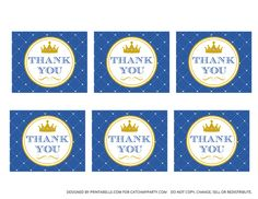 little-prince-birthday-thank-you-cards.png (580×448)