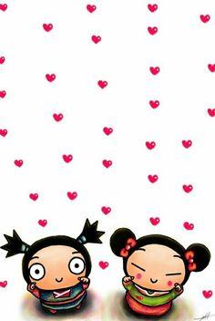 80 Mejores Imágenes De Puca Y Garu Funny Love Pukka Y Toki Doki