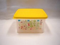 4.25 cup tupperware fridgesmart container
