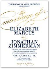 Blue Classic Wedding Invitations | Affordable Wedding Invites | Shutterfly