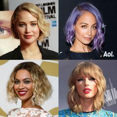 Got short hair? Hollywood's wob (a lob cut with waves) may be the next style to show off your waves. | Health.com