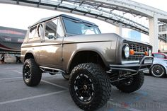 Never go wrong with a good ol' bronco