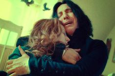 Buzzfeed: Someone put Snape's scenes in chronological order, and it will make you feel things.