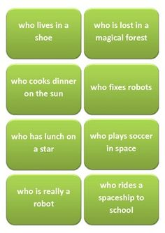 """""""Write about someone who ______."""" #Writing #prompts for early #elementary"""