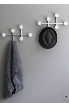 Afteroom Coat Hanger by Menu is a simple rack for coats, clothes or crazy hats.