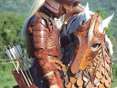 Great leather armor.