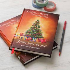 Christmas Present, Christmas Past Memory Book