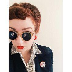 Sara J Wood @lilies_remains  #1940s #vintage...Instagram photo | Websta (Webstagram)