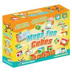 Mega Fun Cubes - Science4you
