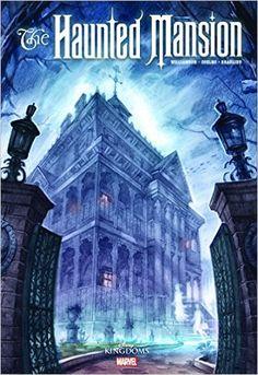 Amazon.com: Haunted Mansion (The Haunted Mansion) (9781302900762): Joshua Williamson, Jorge Coelho: Books