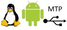 Añadir soporte MTP de android en cualquier distro Linux  https://kerneleros.com/anadir-soporte-mtp-de-android-en-cualquier-distro-linux/