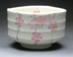 Japanese Pottery Japanese Tea Bowl Mino Ware for by JAPANTIQUE