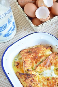 bread and butter savoury pudding