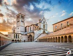 #Perugia: vi basterà una passeggiata nel centro storico per innamorarvi di questa splendida città.