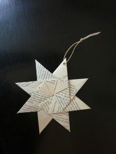 schönes Modell Origami Star – Bastelideen für Weihnachten The Effective Pictures We Offer You About christmas candy A quality picture can tell you many things. Origami Diy, Origami Tutorial, Origami Paper, Christmas Paper, Christmas Crafts, Christmas Ornaments, Christmas Stars, Christmas Ideas, Xmas