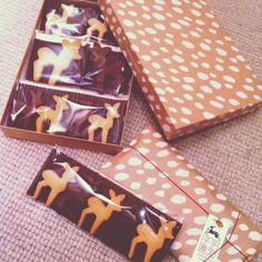 子宝バンビクッキー箱入り¥1260  封筒¥630 Deer Wedding, Gift Wrapping, Blog, Gifts, Gift Wrapping Paper, Presents, Wrapping Gifts, Blogging, Favors