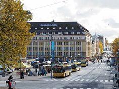 Turku. #Aiettä! Kaunista syksylläkin. Lokakuun puoliväli ylitetty.