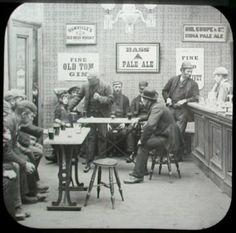 Bar interior 1870's | Flickr - Photo Sharing!