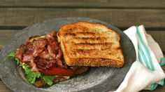 The BLT sandwich grows up