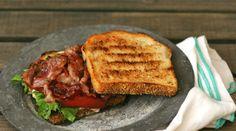 The BLT sandwich grows up via @PureWow