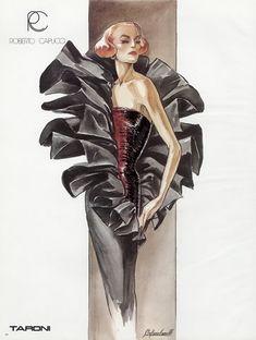 Roberto Capucci (Couture) 1984 Stefano Canulli