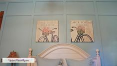 Creating a board & batten wall is easier that you might think and adds flare to any room. Create A Board, Board And Batten, Im Not Perfect, Texas, Boards, Dining Room, Sky, Wall, Home Decor
