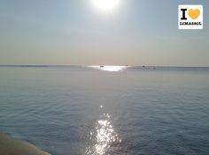 Morning time on the #Limassol Mediterranean. Serene and peaceful. #Cyprus