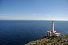 Punta Palascìa. | par sinetempore
