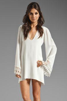 10 Great Elopement Dresses| Stone Cold Fox Boardwalk Dress