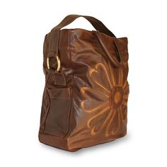 5237d4b9761e Custom made one of a kind Extra Large Leather Tote by HAVENSTREET