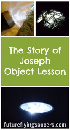 This story of Joseph object lesson will help your children understand that they can still be lights in the darkness, even when God is not in a hurry. Sunday School Curriculum, Sunday School Activities, Church Activities, Sunday School Lessons, Sunday School Crafts, Youth Activities, Church Games, Youth Games, Bible Stories For Kids