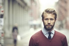 """My favorite model and the inspiration for my current hair and beard. via THE WENTWORTH"" Short Straight Haircut, Best Short Haircuts, Haircuts For Men, Ivy Style, Men's Style, Modern Hairstyles, Sharp Dressed Man, Long Hair Cuts, Stylish Men"