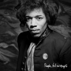 Jimi Hendrix - People, Hell and Angels (2013) - .mp3 CBR (320 Kbps) | Feature Magazine