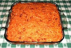 Ross il-Forn. Delicious easy winter comfort food.  Add toasted pine nuts for texture. Baked Pasta Recipes, Rice Recipes, Cooking Recipes, Curry Spices, Rice Casserole, Man Food, Wild Rice, Rice Dishes, Rice Bread