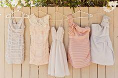 pretty dresses   #dress #prom #pastel