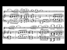 Wilhelm Stenhammar - Violin Sonata, Op. 19