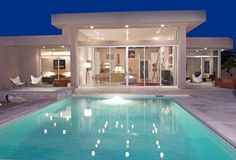 Pool Ideas For Contemporary Houses
