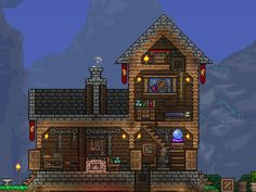 Just a house, opinions? : Terraria