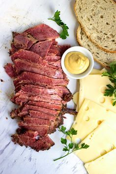 This is a fantastic step by step recipe to make homemade pastrami! Fantastic flavor and perfect for sandwiches, rarely are there any leftovers. via @keviniscooking