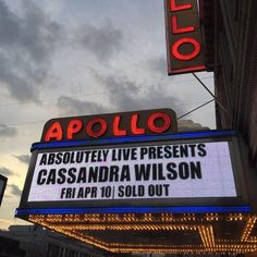 Cassandra Wilson - Apollo Theater - New York, NY on 4/10/2015 - 52 photos, pictures and videos on CrowdAlbum