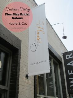 #plussizebrides #curvybrides {PLUS SIZE BRIDAL SALON} HAUTE & CO. IN CHICAGO | Pretty Pear Bride | http://prettypearbride.com/plus-size-bridal-salon-haute-co-in-chicago/