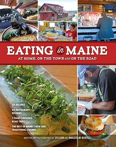 A nice review of our book in the Kennebec Journal!